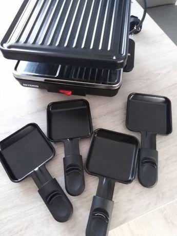 Grill elektryczny mini-do kuchni lub na taras