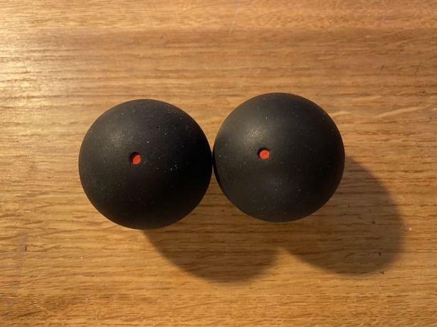 Dunlop Competition dwie piłki dla poczatkujacych squash