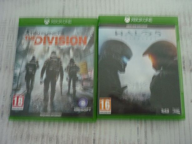 Xbox One Tom ClanCcy's The DIVISION