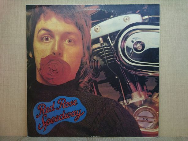 Виниловая пластинка Paul McCartney and Wings – Red Rose Speedway 1973