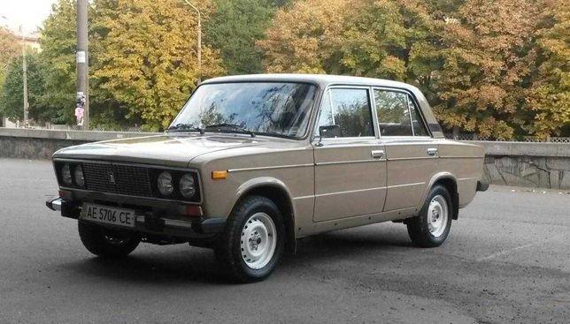 ВАЗ 2106 СССР 1988 год