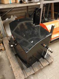 Obciążnik/balast 500 kg - Nowy! Dostępny od ręki!