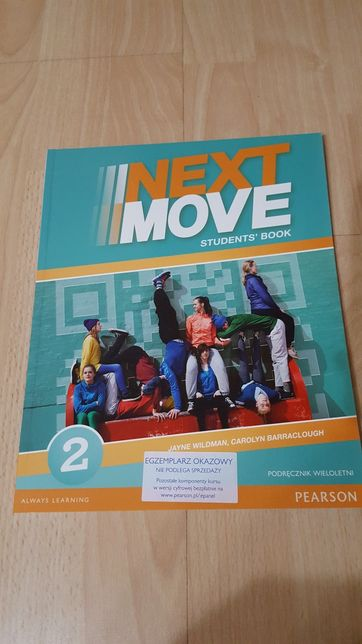 NOWY Next Move 2 Student's Book