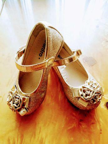 Туфли centro 23р балетки черевики туфлі