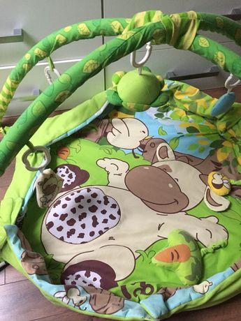 mata edukacyjna niemowlęca z funkcją kojca Canpol Babies