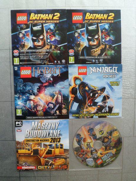 LEGO bajki i gry Pc - Batman,Władca Pierścieni,Hobbit