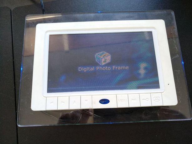 Ecrã LCD videoporteiro Avidsen 7''