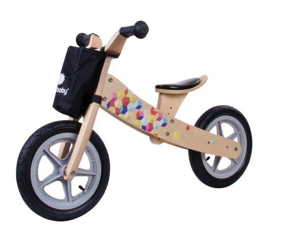 Rowerek biegowy dwukolowy SUN BABY