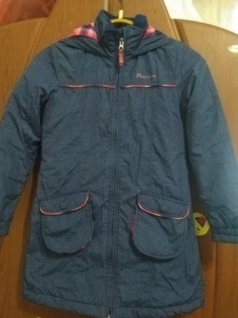 Демисезонна куртка для девочки