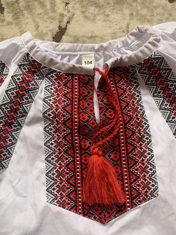 Дитяча вишивана сорочка