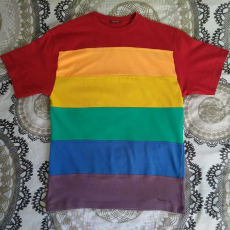 T-shirt Pride (exemplar único)
