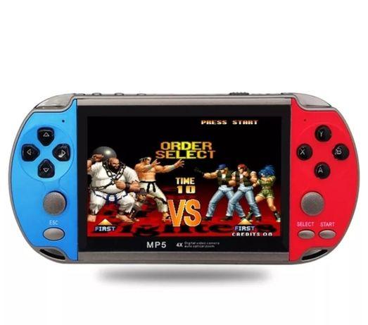 Consola videojogos 200 jogos incluídos bateria recarregável (Novo)