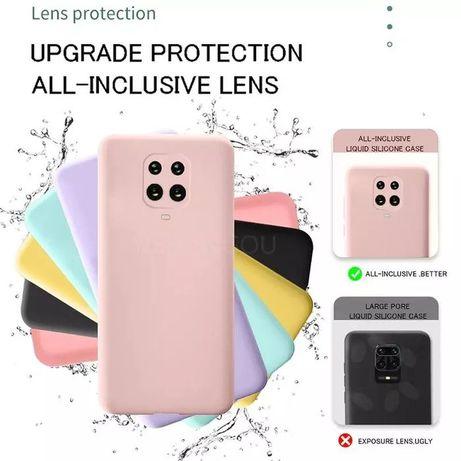 Capa Silky Soft Touch Xiaomi Poco X3 / X3 NFC / X3 Pró / Mi 10T Lite