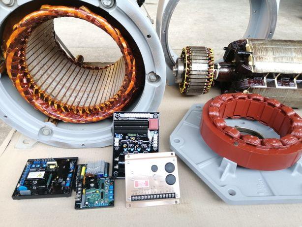 Reparação de geradores