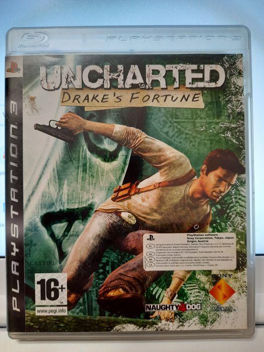 Gra PS3 Uncharted Drake's Fortune Ząbki - image 1