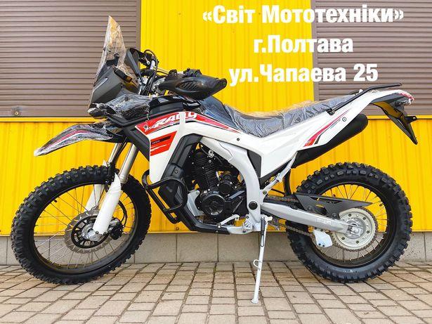 Новый мотоцикл LONCIN LX250GY-3G DS2 не shineray lifan geon