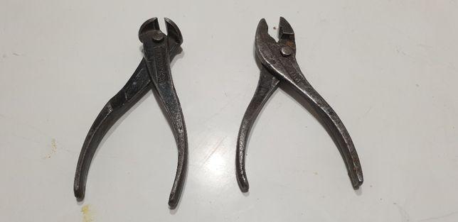 Starocie z Gdyni - Stare narzędzia - sygnowane 2szt. RABAT do -20%