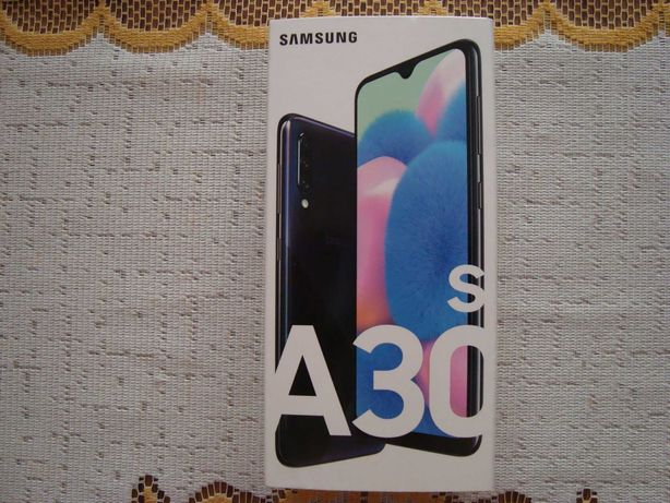 Nowy Samsung A30 s