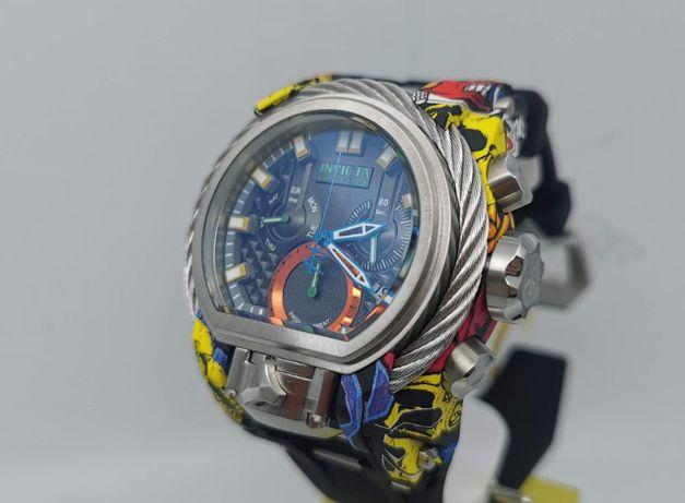 Nowy zegarek INVICTA BOLT MAGNUM swiss 32804 wysyłka gwarancja paragon