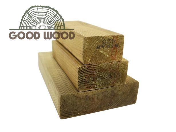Drewno konstrukcyjne C24 IMPREGNOWANE NTR, kantówki, belki, SZWEDZKIE!