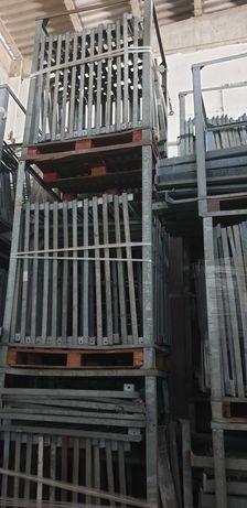 Estrutura metálicas para paletes