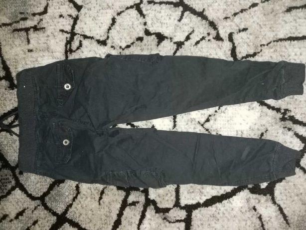 Bojówki chłopięce spodnie