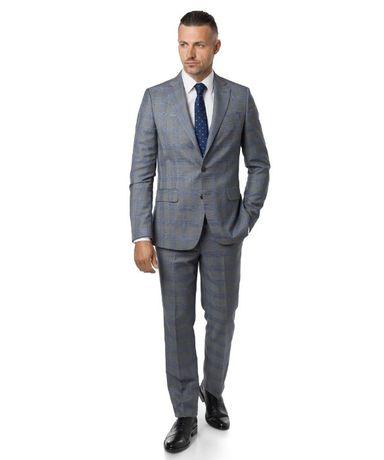 Костюм нарядный Arber Размер 46 Как новый В подарок рубашка и галстук