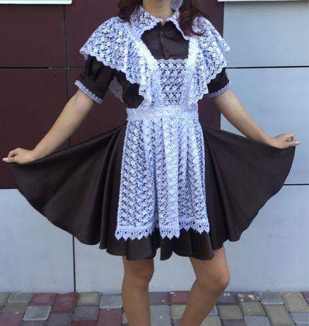Платье школьная форма