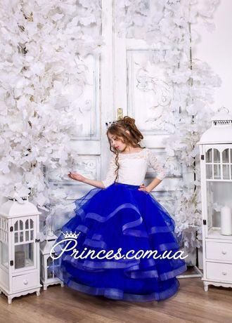 Детское нарядное бальное платье ВИКТОРИЯ от производителя,дитячі сукні