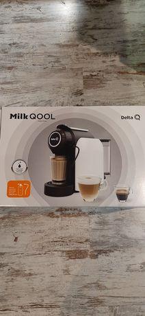 Expres do kawy Milk Qool Delta Q