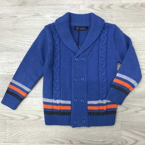 В'язаний светр для хлопчиків 1-5 років (Польща)
