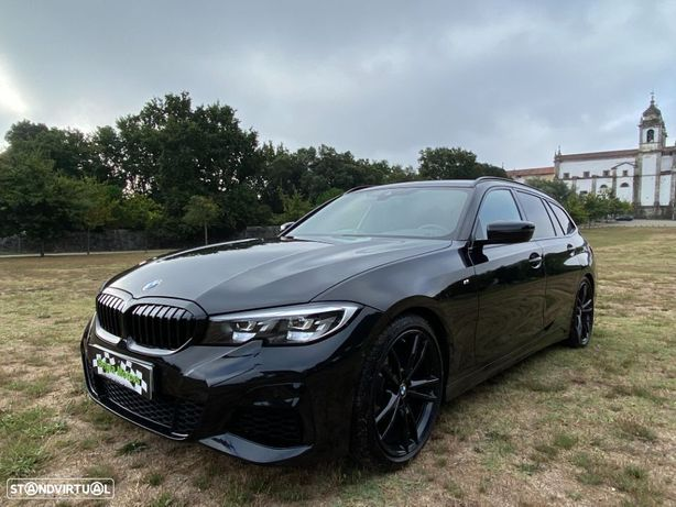 BMW 320 d Touring Pack M Shadow
