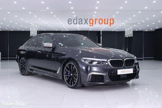 BMW M550d xDrive Auto