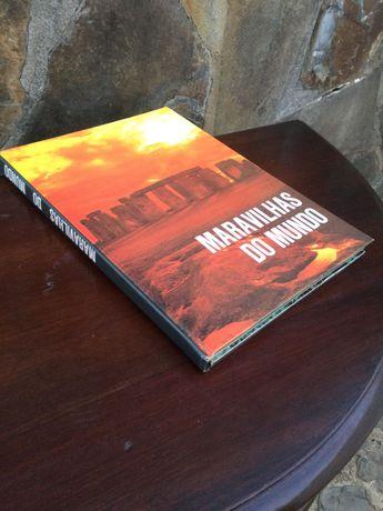 Livro das Maravilhas do Mundo óptimo estado