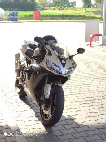 Yamaha r1 rn09 1000cc 2002 rok zadbany motocykl gotowy do jazdy