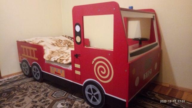 дитяче ліжко ліжечко детская кровать машина