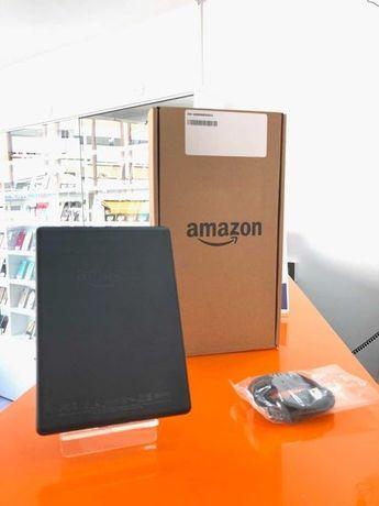 """Amazon Kindle PaperWhite 8 6"""" 512MB 4GB Preto A - Garantia 12 meses"""