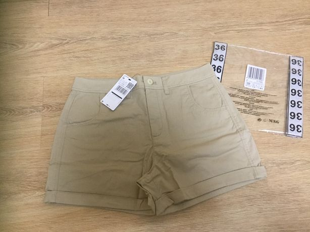 Женские шорты Манго Mango, р36