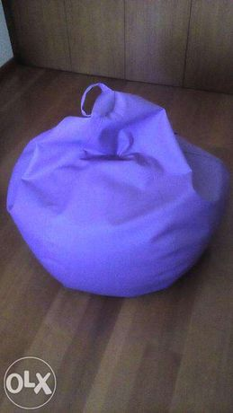 Vendo Puff Violeta