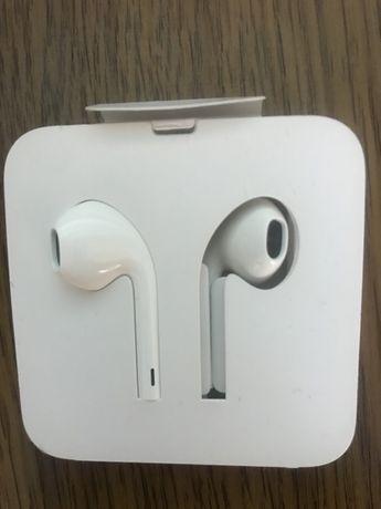 Навушникі айфон 11