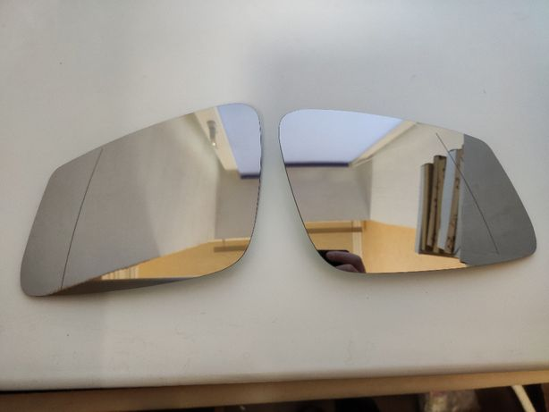 Вкладыш зеркала БМВ 5 ф10 ф11 bmw f10 f11 стекло вкладиш f01 ф01 скло