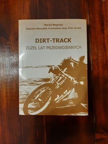 Dirt-track Żużel lat przedwojennych speedway żużlowa lektura