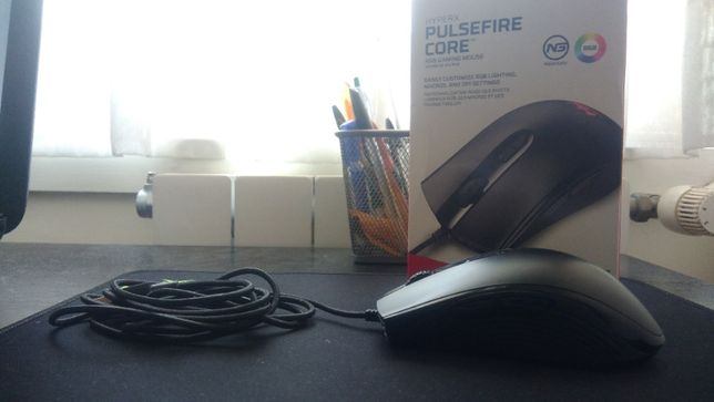 Rato Hyper x Rgb Pulsefire Core