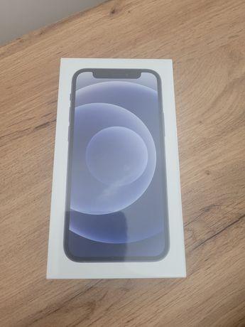 Iphone 12 mini black 128GB dostępny od ręki, nowy, zafoliowany.
