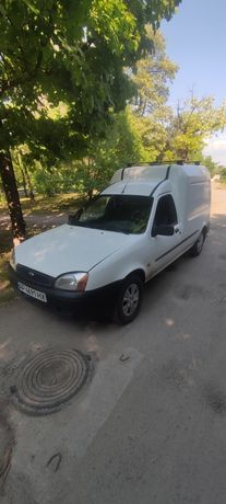 Ford Courier Форд Курьер