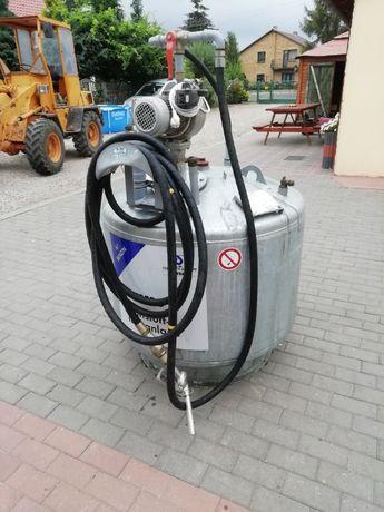 dystrybutor paliwa mini cpn zbiornik na paliwo