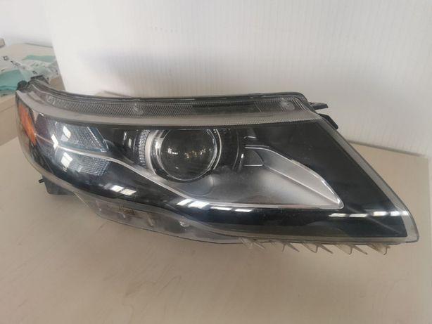Продам переднюю правую (пассажирскую) фару на chevrolet volt 2011-15 (