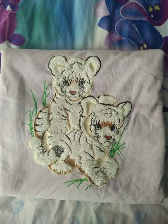 Одеяло-плед детское