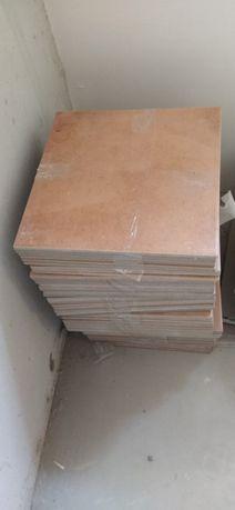 Напольная плитка керамическая 5кв и затирка