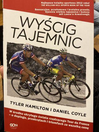 Książka Wyscig Tajemnic T.Hamilton D.Coyle